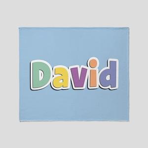 David Spring14 Throw Blanket