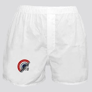 World War I Centennial Boxer Shorts