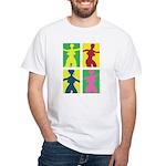 10x10_4_venuses_tag T-Shirt