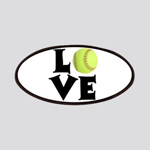 Love - Softball Patches