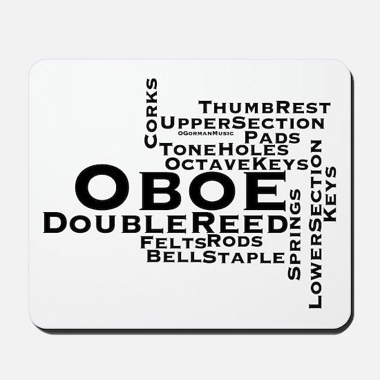 Oboe Mousepad