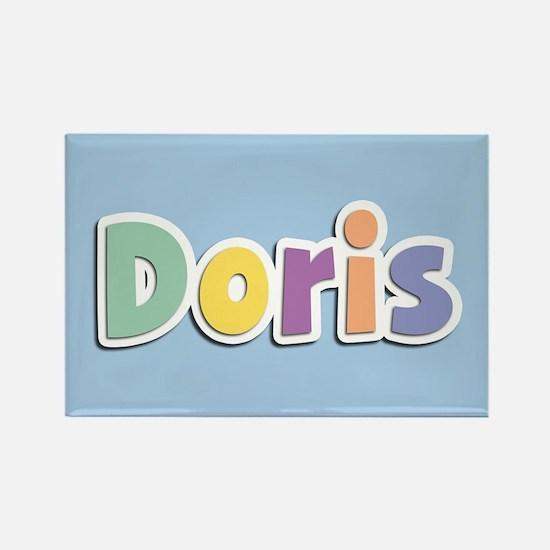 Doris Spring14 Rectangle Magnet