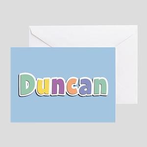 Duncan Spring14 Greeting Card