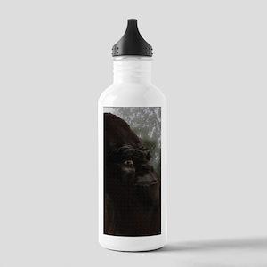Bigfoot Portrait Stainless Water Bottle 1.0L