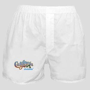 CALIFORNIA DREAMIN Boxer Shorts
