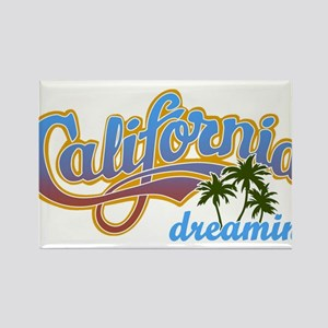 CALIFORNIA DREAMIN Magnets