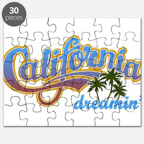 CALIFORNIA DREAMIN Puzzle