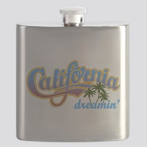 CALIFORNIA DREAMIN Flask