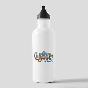 CALIFORNIA DREAMIN Water Bottle