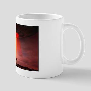UFO VS Cow Mug