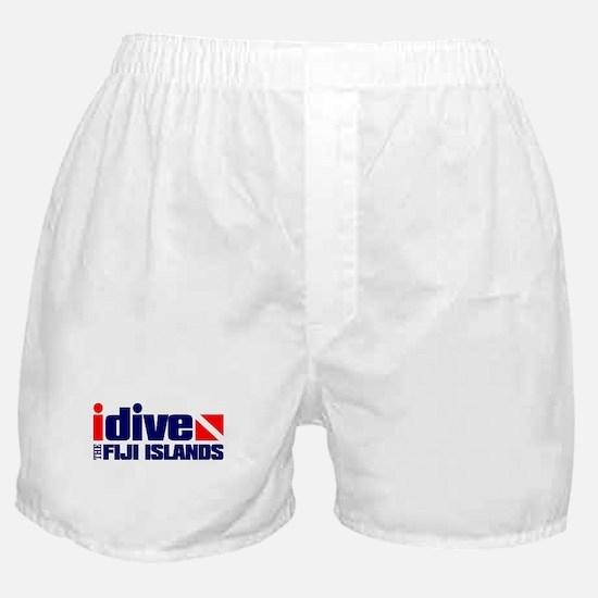 idive (Fiji) Boxer Shorts