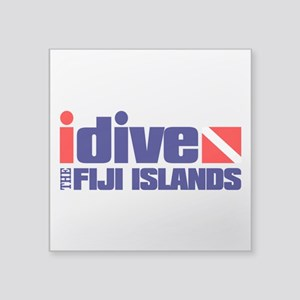 idive (Fiji) Sticker