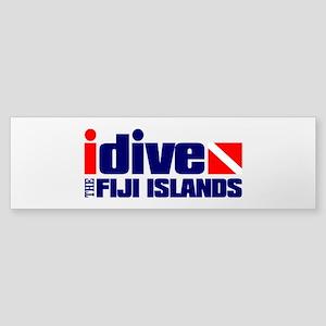 idive (Fiji) Bumper Sticker