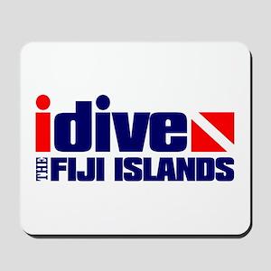 idive (Fiji) Mousepad