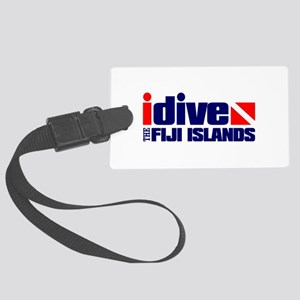 idive (Fiji) Luggage Tag