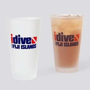 idive (Fiji) Drinking Glass