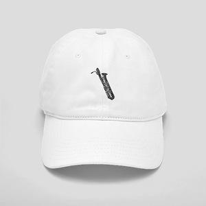Bari Sax Baseball Cap