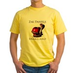 Yellow SNAKES T-Shirt