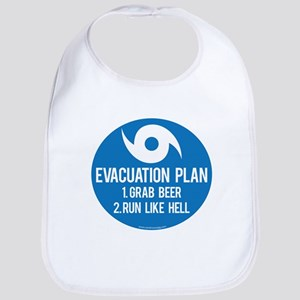 Hurricane Evacuation Plan Bib