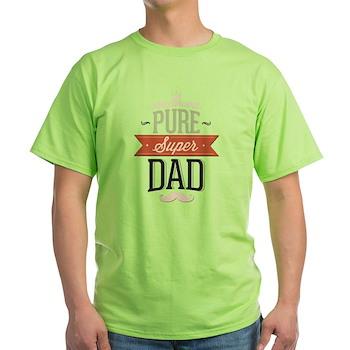 100 Percent Pure Super Dad Light T-Shirt