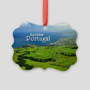 Azores - Portugal Ornament