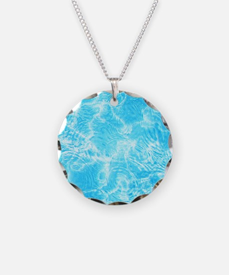 Clear Water Necklace