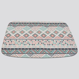 Native Pattern Bathmat