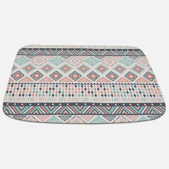 Native Pattern Bathmat