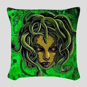 fullbleed28 Woven Throw Pillow