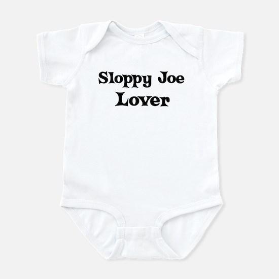 Sloppy Joe lover Infant Bodysuit