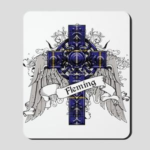 Fleming Tartan Cross Mousepad