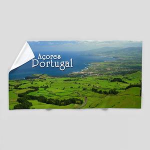 Azores - Portugal Beach Towel