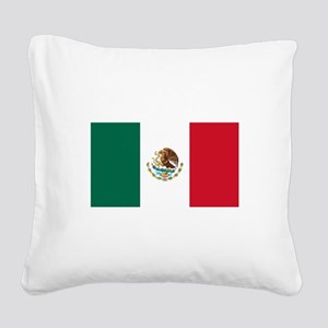 Mexico Square Canvas Pillow