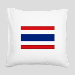 Thailand Square Canvas Pillow