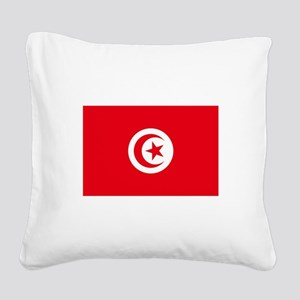 Tunisia Square Canvas Pillow