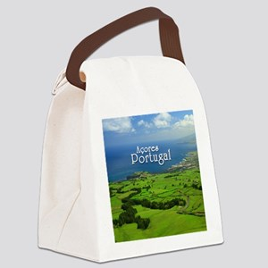 Azores - Portugal Canvas Lunch Bag