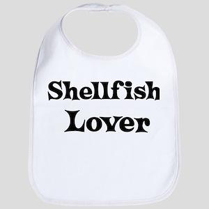 Shellfish lover Bib