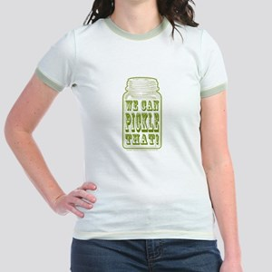 We Can Pickle That! Jr. Ringer T-Shirt
