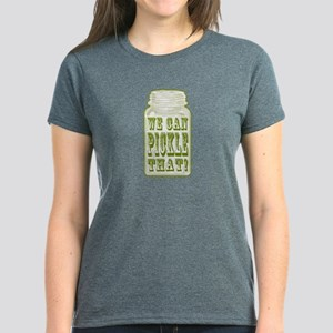 We Can Pickle That! Women's Dark T-Shirt