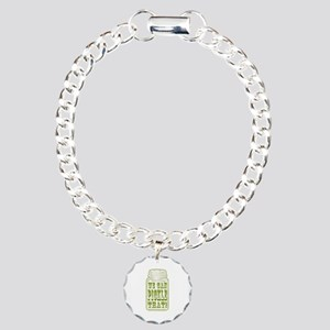 We Can Pickle That! Charm Bracelet, One Charm