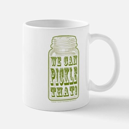 We Can Pickle That! Mug
