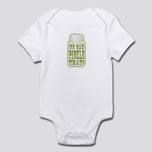 We Can Pickle That! Infant Bodysuit