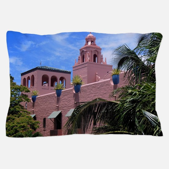 Royal Hawaiian Hotel Pillow Case