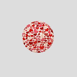 Heart 041 Mini Button