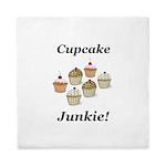 Cupcake Junkie Queen Duvet