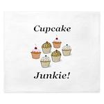 Cupcake Junkie King Duvet