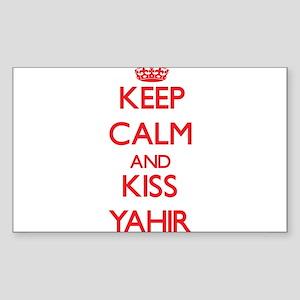 Keep Calm and Kiss Yahir Sticker