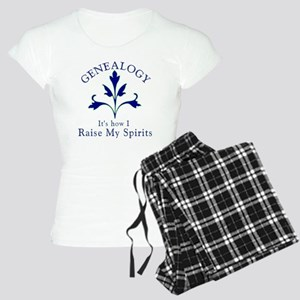 Genealogy Raise Spirits Women's Light Pajamas