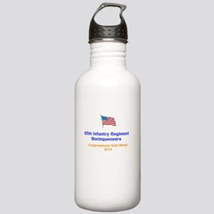 65th Infantry Regiment Stainless Water Bottle 1.0l