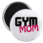 Gym Mom Magnet